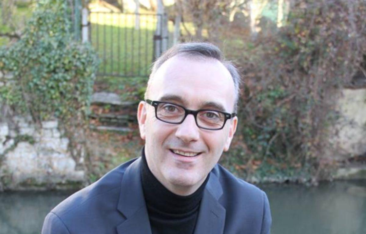 Jean-Carles Grelier, député de la 5e circonscription de la Sarthe. – Jean-Carles Grelier