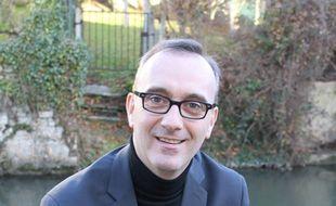 Jean-Carles Grelier, député de la 5e circonscription de la Sarthe.