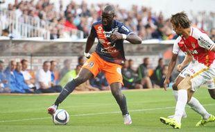 Mustapha Yatabaré a inscrit le seul but du match contre Epernay en 32e de finale de la Coupe de France (archives