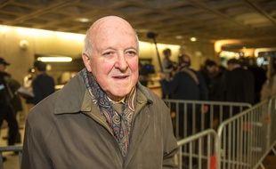 Bernard Lemettre, délégué national du Mouvement du Nid, le 5 février 2005.