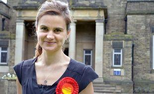 La députée britannique Jo Cox.
