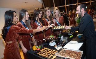 Les trente candidates au titre de Miss France 2019 vont devoir s'entraîner dur jusqu'au 15 décembre