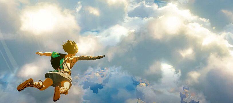 Dans la suite de «The Legend of Zelda: Breath of the Wild», attendue en 2022, le joueur pourra s'aventurer dans les airs.