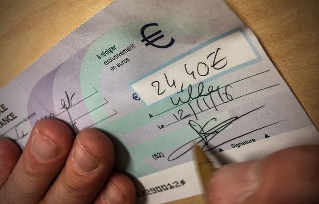648x415 Encaissaient Cheques Voles Total 100000 Euros