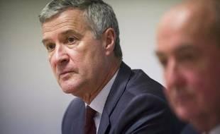 Le préfet de la région Bretagne et du département d'Ille-et-Vilaine Patrick Strzoda.