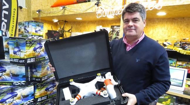 Nantes: MiniGroup surfe sur le succès grâce à la vente de drones - 20minutes.fr