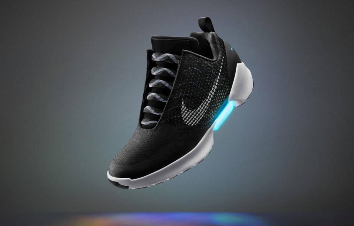 HyperAdapt 1.0, la chaussure autolaçante de Nike. – Nike