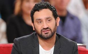 Cyril Hanouna, en novembre 2013, sur France 2.
