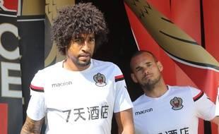 Dante et Sneijder lorgnent sur la Ligue des champions.