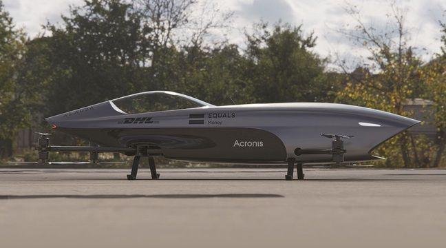 Airspeeder: la course automobile… dans les airs