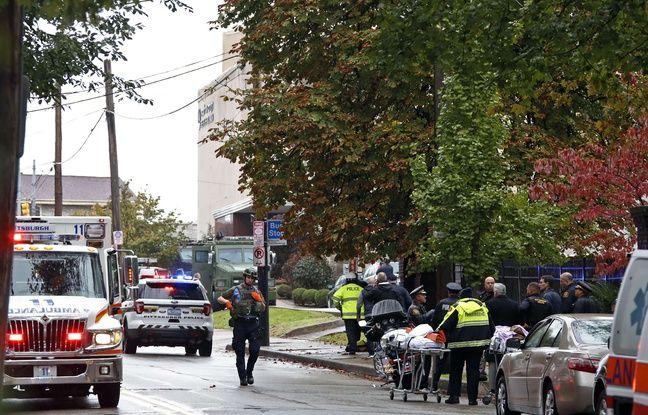VIDEO. Fusillade à Pittsburgh: L'antisémitisme est-il en train d'exploser dans les Etats-Unis de Trump?