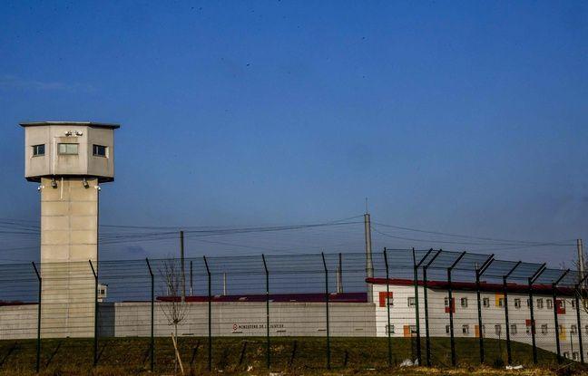 La prison de Vendin-le-Vieil (Nord) où est incarcéré le braqueur Redoine Faïd. (Illustration)