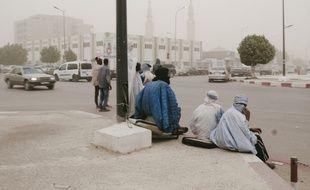 Nouakchott, en Mauritanie