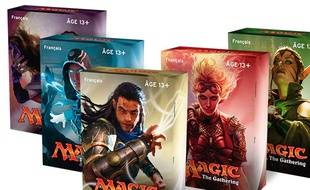«Magic: The Gathering», c'est 25 ans d'existence, 17.000 cartes différentes et des dizaines de millions de joueurs dans le monde