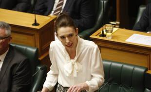 Jacinda Ardern, la première ministre de la Nouvelle-Zélande.