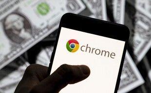 Google Chrome (illustration).