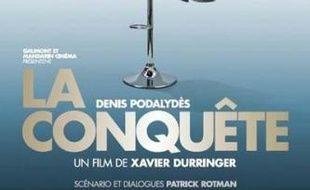 «La Conquête»: l'affiche du film