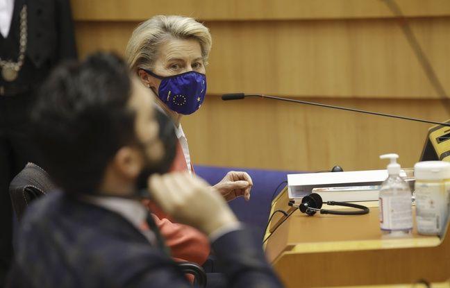 648x415 apres incident sofagate ankara debut avril ursula von der leyen demande dirigeants europeens exiger turquie respect droits femmes comme prealable repr