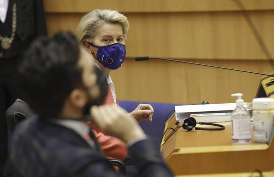 Après l'incident du Sofagate à Ankara début avril, Ursula von der Leyen a demandé aux dirigeants européens d'exiger de la Turquie le respect des droits des femmes comme préalable à la reprise des relations avec le pays.
