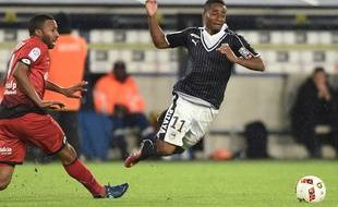 Kamano a été l'homme de ce match contre Dijon.