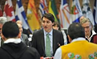 Le Premier ministre Justin Trudeau, le 2 mars 2016 à Vancouver
