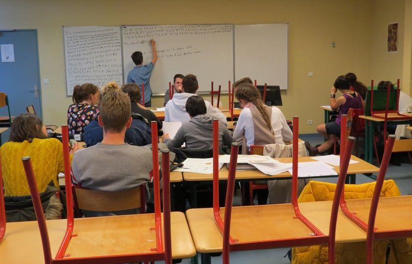 Rennes : L'ancien élève cambriole quatre fois son lycée en quinze jours