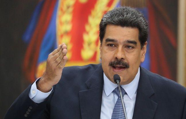 Venezuela: Nicolas Maduro accuse Juan Guaido de préparer son assassinat