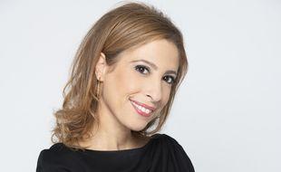 La journaliste Léa Salamé.