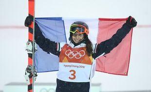 A Pyeongchang, Perrine Laffont représentait la France en général, et l'Ariège en particulier.