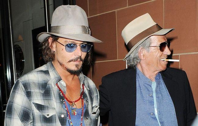 VIDEO. Johnny Depp et Keith Richards en goguette… Floyd Mayweather se mêle du combat entre Justin Bieber et Tom Cruise…