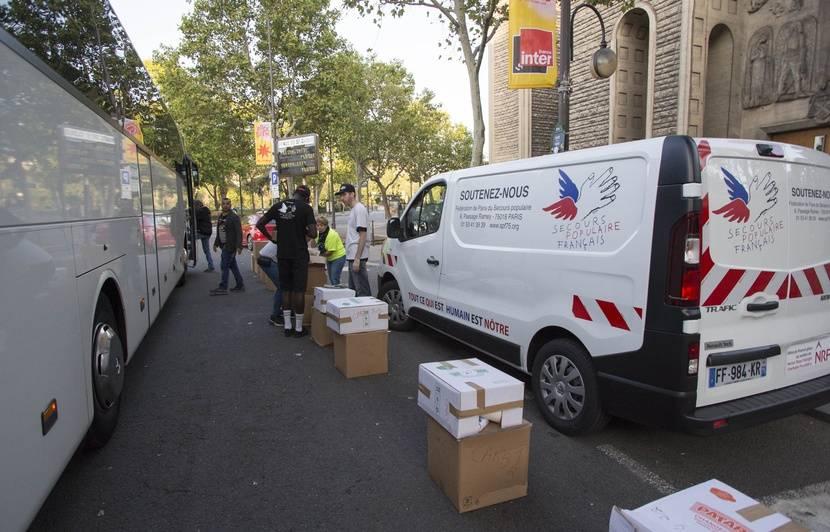 Strasbourg : Le Secours populaire du Bas-Rhin, en difficulté financière, fait un appel aux dons