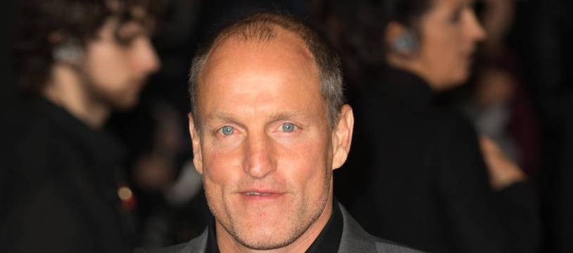 L'acteur Woody Harrelson