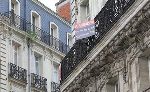 NANTES, le 01/10/2013 Appartements a vendre dans le centre ville