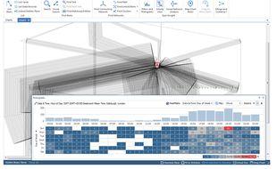 Selon IBM, Anacrim permet de mettre « en évidence les informations pertinentes » d'un dossier