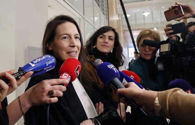 L'avocate d'Alexadnra de Taddeo, Me Noémie Saidi-Cottier