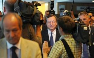 Les regards seront une nouvelle fois braqués jeudi sur la Banque centrale européenne (BCE), dont marchés et responsables politiques européens attendent qu'elle dévoile enfin les actions qu'elle compte entreprendre pour sauvegarder la zone euro.