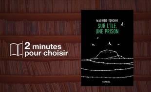 «Sur l'île, une prison» de Maurizio Torchio (Denoël)