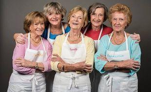 Les cinq sœurs nordistes cartonnent avec leur livre de recettes