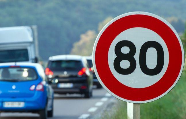 VIDEO. Les internautes divisés sur la limitation de vitesse à 80km/h: « au moindre excès, je risque de perdre mon permis»