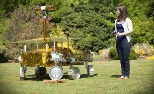 Destinée à rechercher des traces de vie sur la planète rouge, la mission robotique ExoMars risque d'être face à un sérieux problème de financement si la Nasa se retire de ce projet américano-européen, comme le laisse supposer le projet de budget de l'administration Obama.