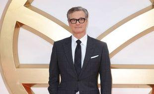 L'acteur Colin Firth
