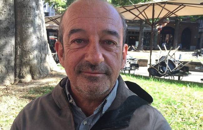 Pierre Lasry, président des parents d'élèves au collège-lycée juif d'Ozar Hatorah en 2012, lors des tueries perpétrées par Mohamed Merah.