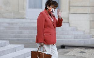 La ministre de la Culture Roselyne Bachelot.