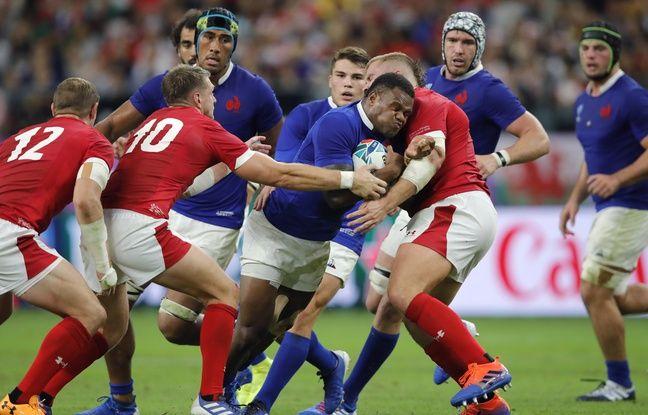 Coupe du monde de rugby: Sayonara! Le XV de France s'incline d'un coude contre les Gallois et est éliminé du Mondial
