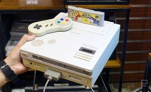 La Nintendo Play Station.
