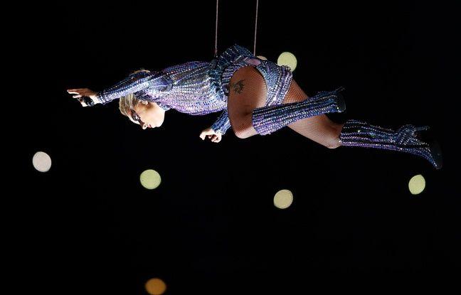 Lady Gaga au 51e Super Bowl. Une super-héroïne pour sauver l'Amérique ?