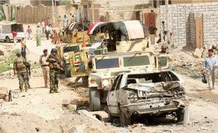 Deux kamikazes se sont fait exploserà Tal Afar (nord du pays), hier, faisant 34 morts.