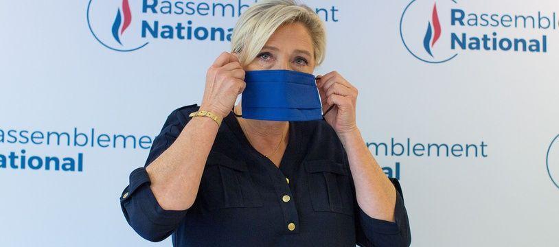 Le parti présidé par Marine Le Pen remanie sa commission d'investiture, avant les régionales prévues pour 2021