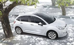 Photo d'illustration de la Citroën C3, le véhicule présent sur la fameuse annonce en ligne.