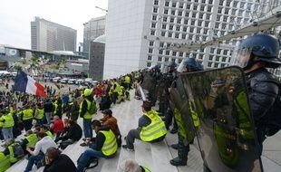 A Paris, environ 3.500 personnes ont manifesté samedi